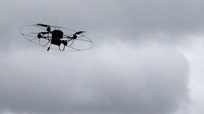 Landed in court: Briton charged for drone flights over Parliament, football stadiums