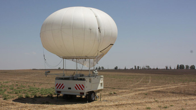 Israeli spy balloon approved for purchase by US Army