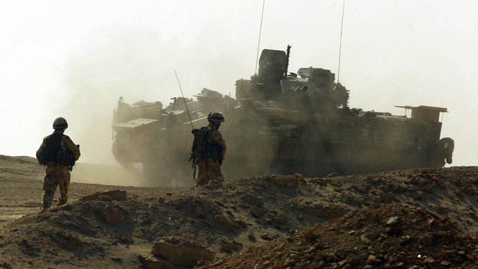 ​'Human rights breaches': Families of Iraqis shot by UK troops could sue MoD