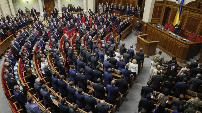 Over 50% of Ukrainians fed up with President Poroshenko's policies – poll