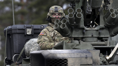 ​'Tanks? No thanks!': Czechs unhappy about US military convoy crossing country
