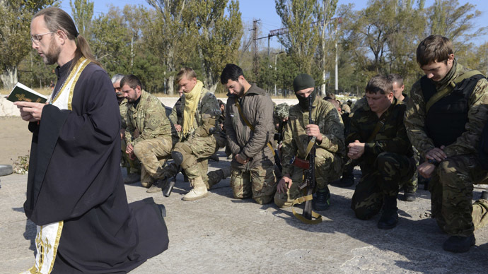 Christian Taliban? Ukraine nationalist craves jihad against Russia, reports Intercept