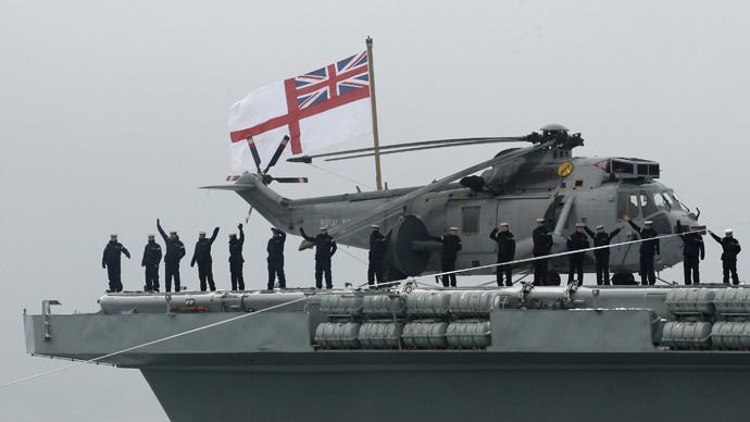 £5bn black hole in UK defense budget poses 'real risks,' say MPs