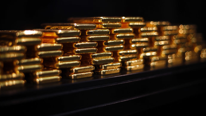 Goldman and UBS join new gold pricing, no Chinese banks yet