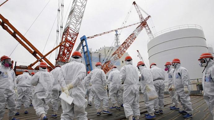 TEPCO confirms almost all nuclear fuel has melted in Reactor 1