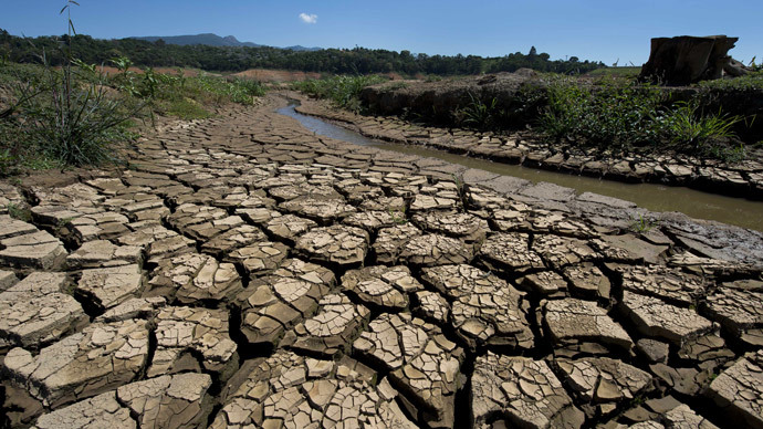 California staves off water crisis with $1bn emergency drought relief