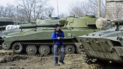 Death threats for OSCE inspectors by Ukraine servicemen - Moscow