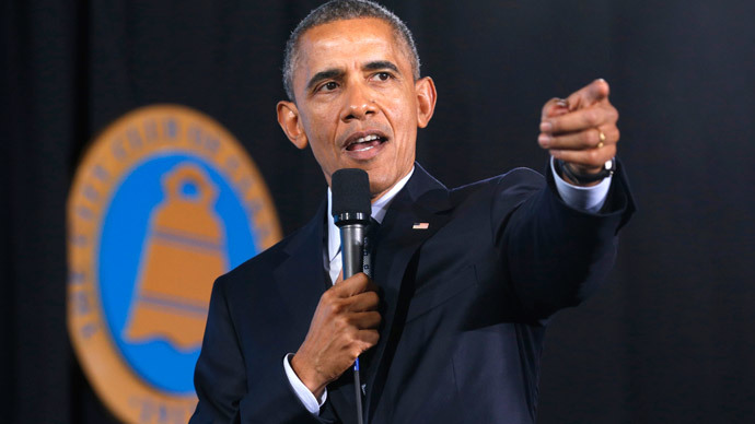 Obama tells GOP: 'Don't hold attorney general nominees hostage'