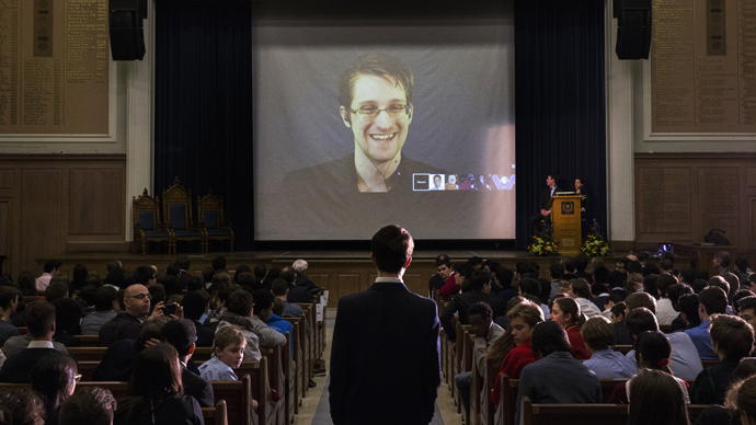 US spies feel 'comfortable' in Switzerland, afraid of nothing - Snowden