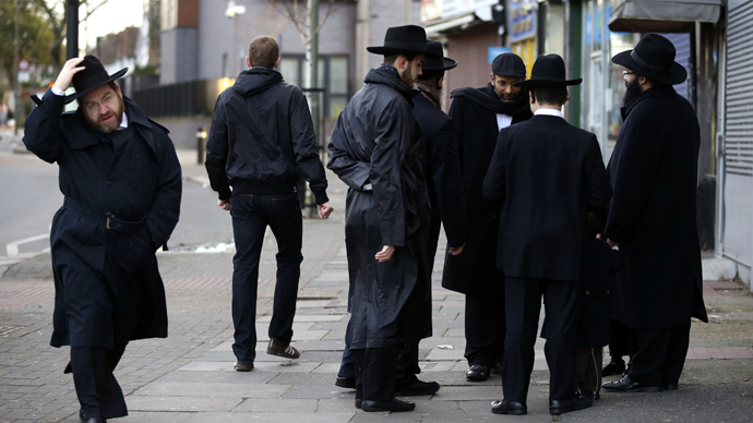 1 injured, 6 arrested in London 'anti-Semitic' synagogue attack (VIDEO)