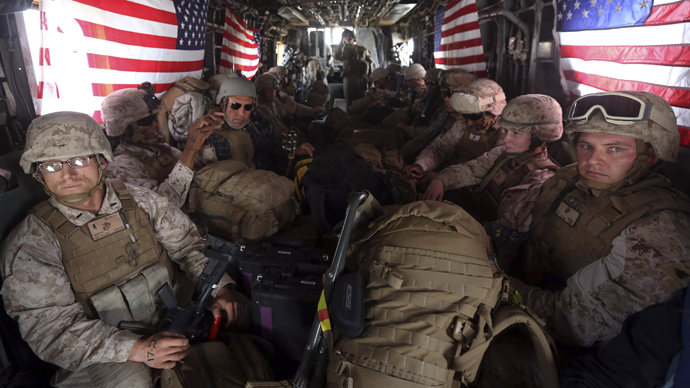 US Marines tells troops to 'check online footprint' after ISIS 'hit list' goes online
