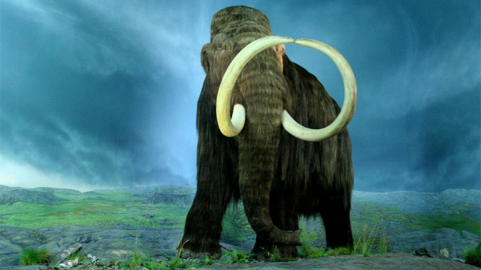 Mammoth step forward? Scientists splice Woolly DNA into elephant cells