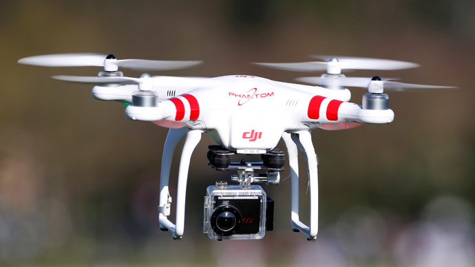 Jail bird: Drone crashes into prison wall attempting to deliver drugs, phone & weapons