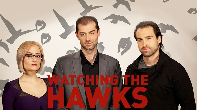 Watching the Hawks: Power-trio hatch new RT show to test MSM