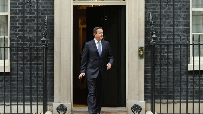Cameron vows 'no third term' as PM, will remain in politics