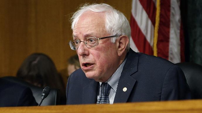 Sen. Bernie Sander (Reuters/Jonathan Ernst)