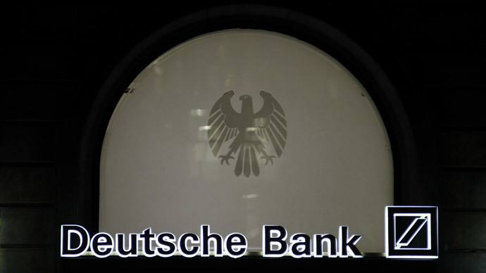 Deutsche Bank next up on Libor chopping block - reports