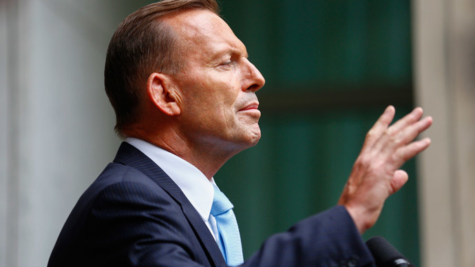 Abbott uses 'taxpayer-funded VIP jet' to attend birthday of political donor