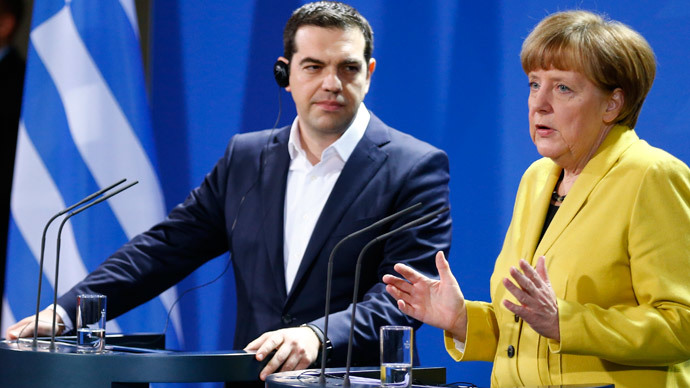 Germany wants Greece in eurozone, but demands more reforms