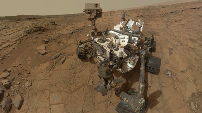 Curiosity finds life-forming nitrogen on Mars