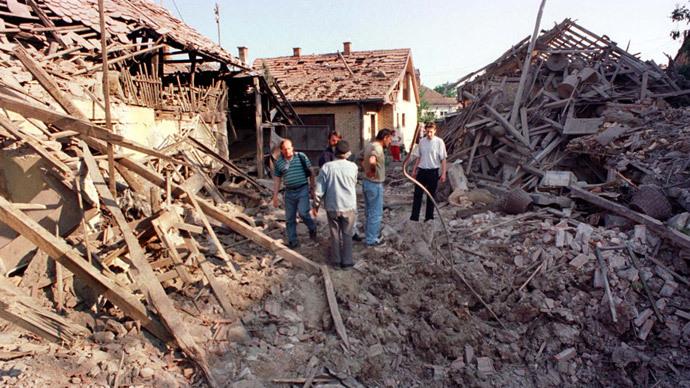 $100bn NATO claim: Serbian NGOs seek compensation for Yugoslavia bombing