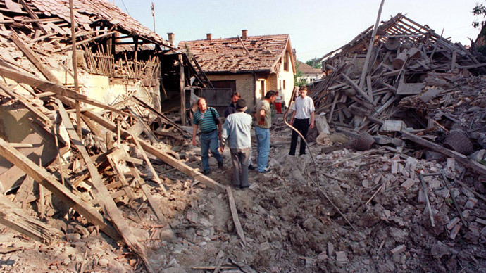 $100bn NATO claim: Serbian NGOs seek compensation for Yugoslavia bombing