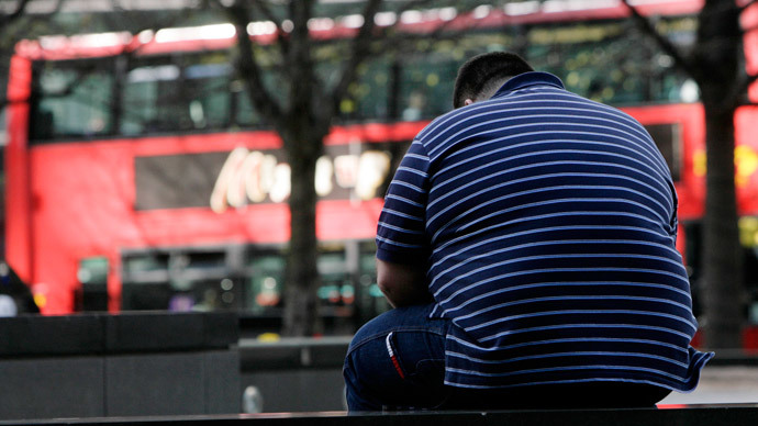 ​Ban 'fattism': Mocking overweight people 'should be illegal' claims British researcher