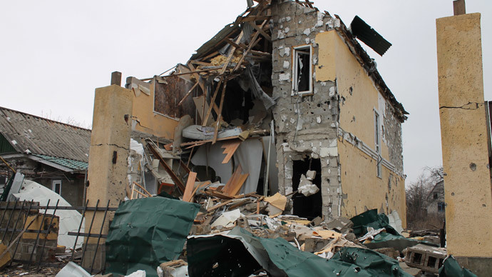 Ukraine: Self-proclaimed Donbass republics call for UN war crimes probe