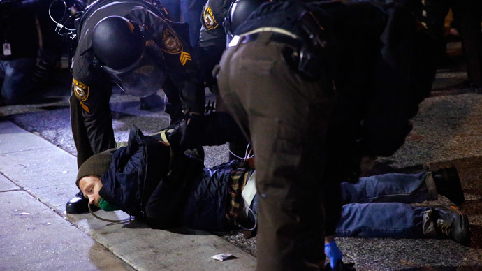 Ferguson-filming journalist arrested at protest gets court hearing