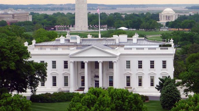 No Secret Service 'crash' at White House, video shows