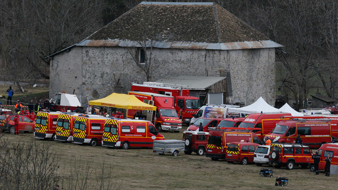 Germanwings A320 black box found in French Alps