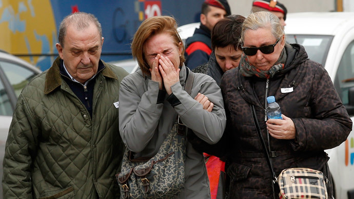​'Everything is pulverized': No survivors likely in Germanwings French Alps crash