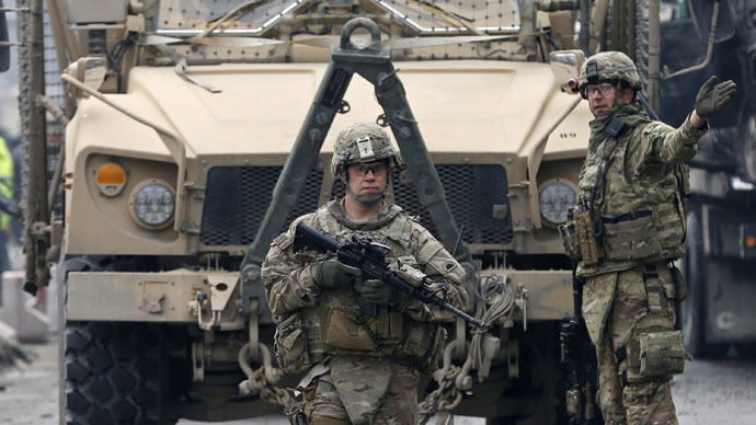 Will they ever leave? US to keep 9,800 troops in Afghanistan in 2015