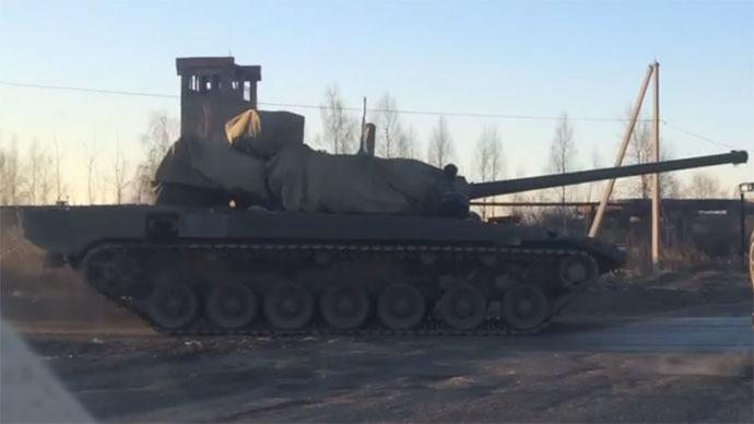 Armata: ¿el robotanque ruso? - Página 2 Tank