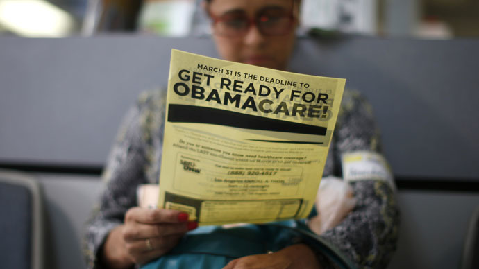 Obamacare drops number of uninsured to lowest level in 15 years – CDC