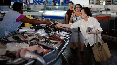 Torture dinner: Slave-caught seafood winds up in US restaurants, food chains