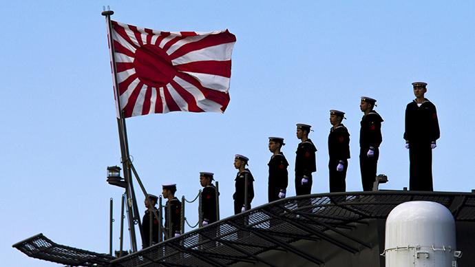 Japanese Navy gets biggest warship since World War II