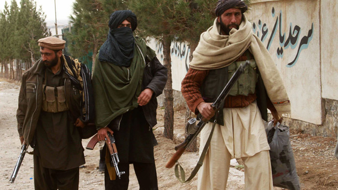 Taliban pledge to continue fighting as Obama approves US troops to stay through 2015