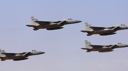 Saudi Arabia bombs Yemen, launches coalition op against Houthi rebels