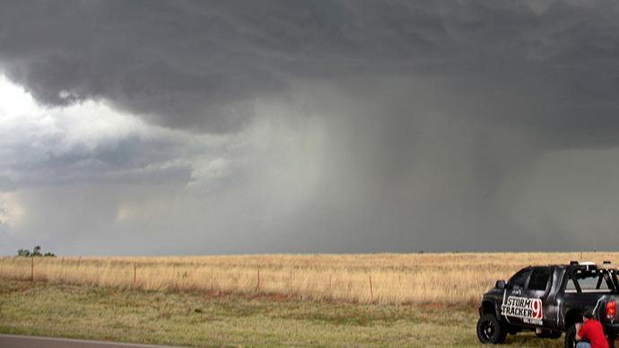 Oklahoma tornadoes kill 1, injure 3, destroy 50 mobile homes