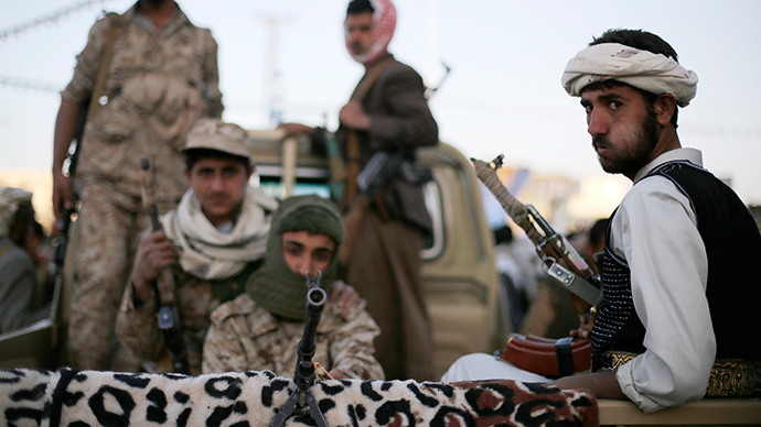 Yemen rebels gained access to secret US files – report
