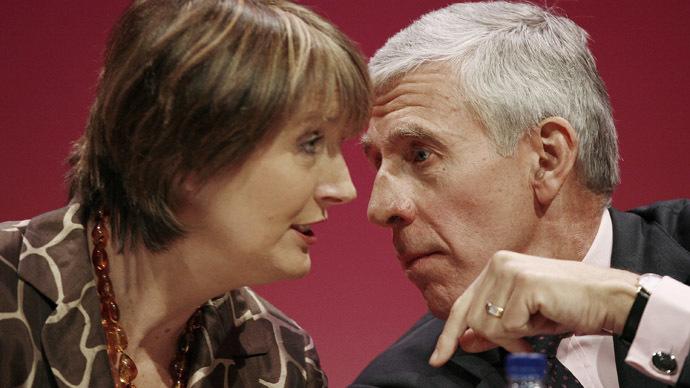 Police kept 'very extensive' secret files on Labour politicians – whistleblower