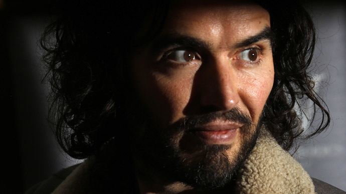 Russell Brand voted world's 4th most influential thinker