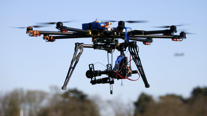 ​Police drones filming protesters is a privacy concern – campaigner
