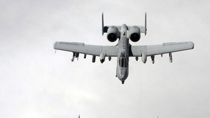 Russia warns NATO drills a 'problem' as US attack planes buzz Poland