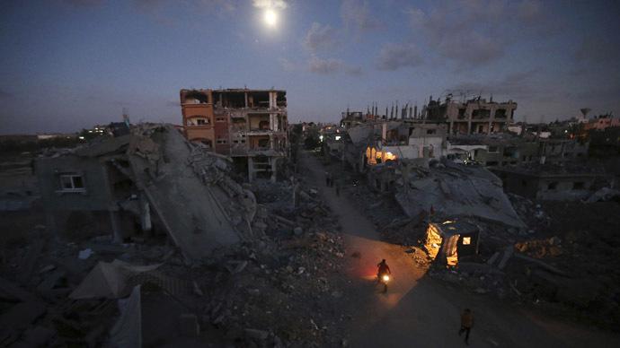 Reuters / Mohammed Salem