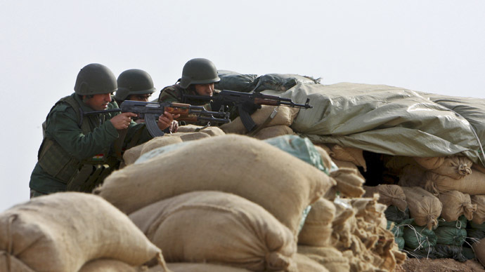 UK military to train 'moderate' Syrian rebels in fight against ISIS