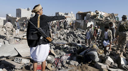 Iran, Russia demand immediate halt to Saudi-led intervention in Yemen