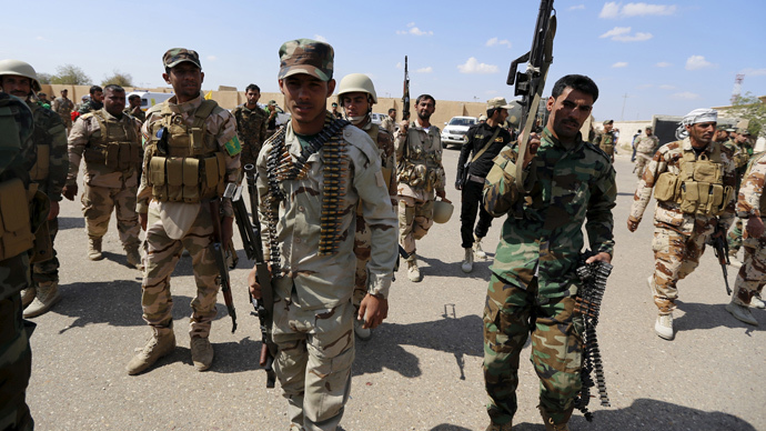 US launches Tikrit airstrikes as Iraqi offensive stalls
