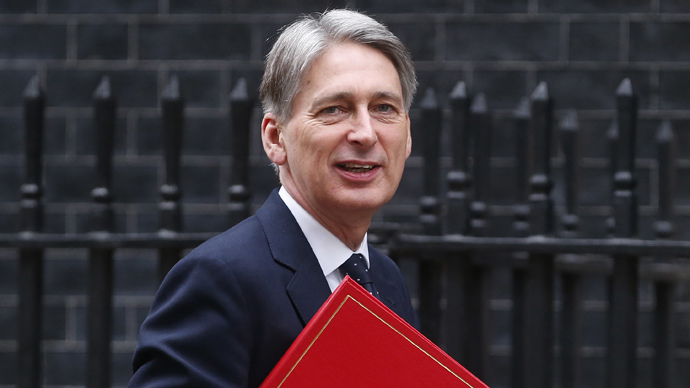 ​Russia slams Hammond for 'unacceptable language' after he names it #1 foreign policy challenge